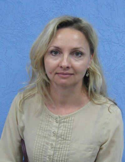 Новожилова Елена Викторовна