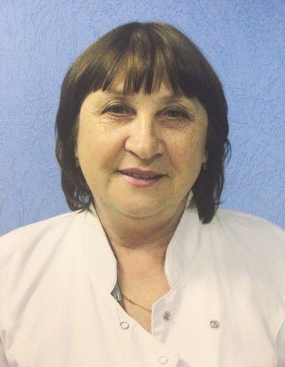 Юстус Людмила Александровна