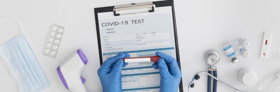 Анализ на коронавирус для физических лиц