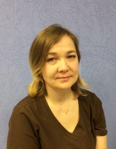 Меньшова Марина Петровна
