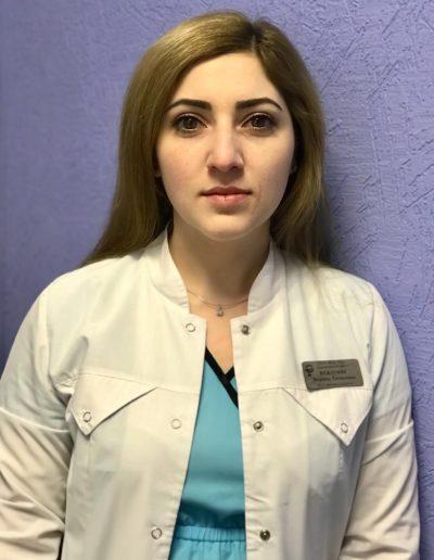 Багдасарян Марина Гагиковна
